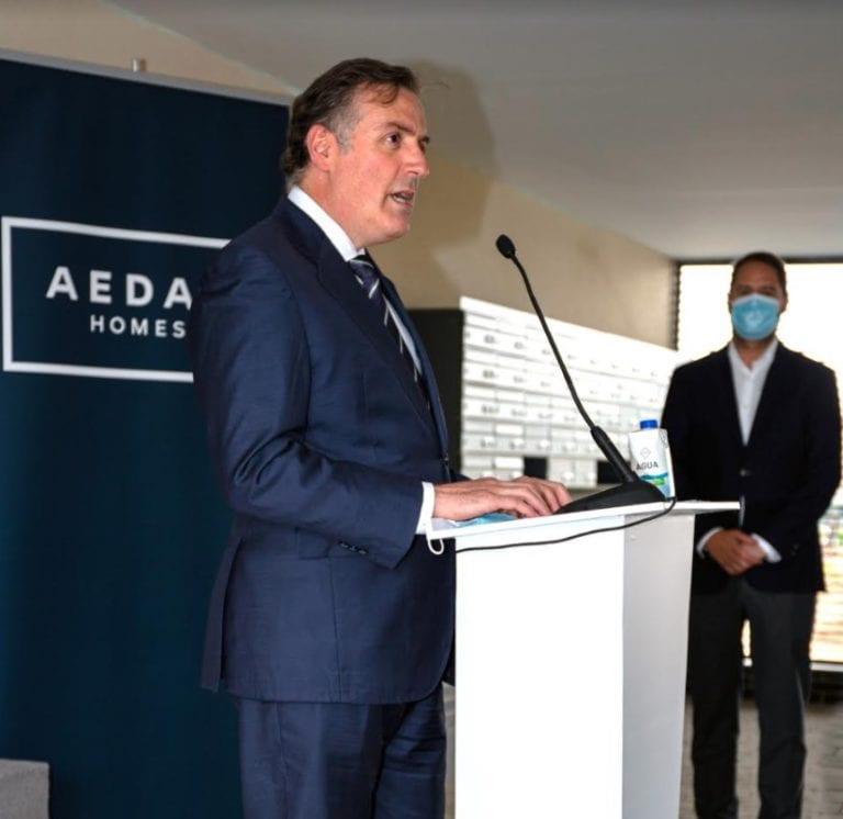 El fondo Helikon supera el 5% de participación en Aedas y se convierte en segundo accionista