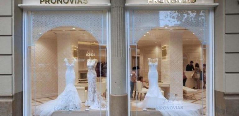 Un 'family office' compra el local de Pronovias en la Rambla de Barcelona
