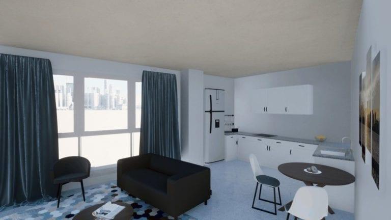 Century 21 comercializa el complejo Residencial Almansa 55