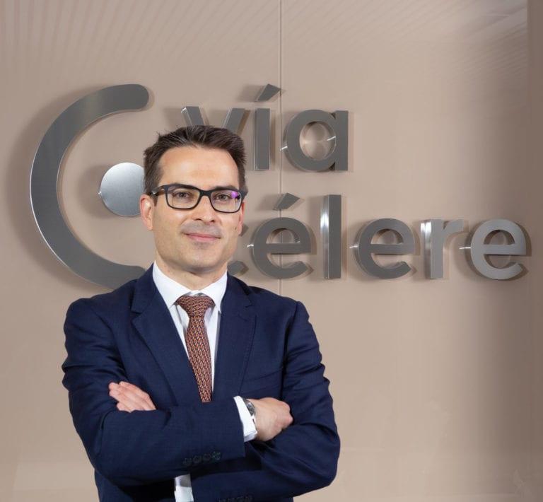 Vía Célere nombra a  Julio García Soriano nuevo director general de Servicios
