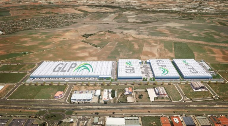 GLP to Acquire 300,000 m2 of Logistics Land in Spain