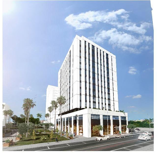 AQ Acentor inicia la construcción de 350 viviendas en alquiler en Málaga