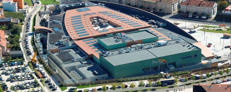 Carrefour Property actualiza el centro comercial de Alcázar de San Juan