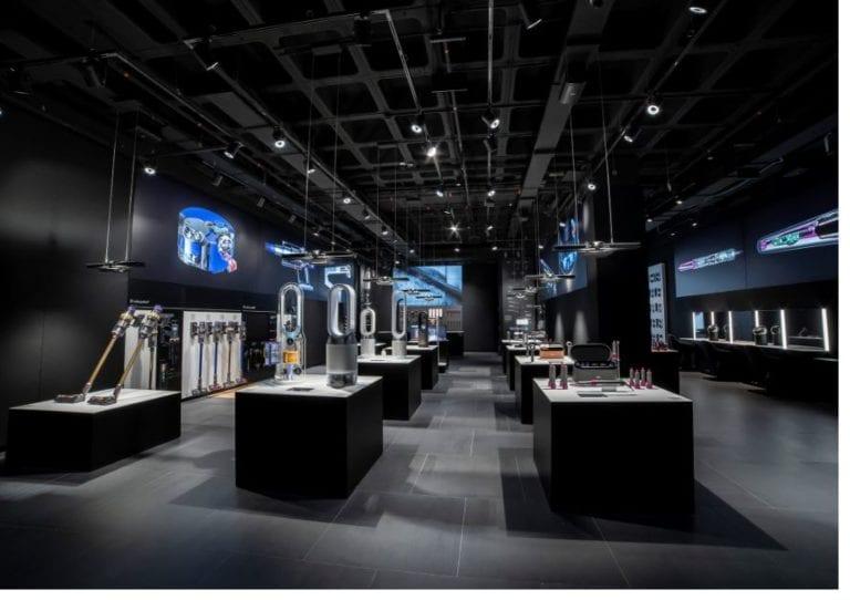Dyson abre las puertas de su primera tienda física Dyson Demo Store en España