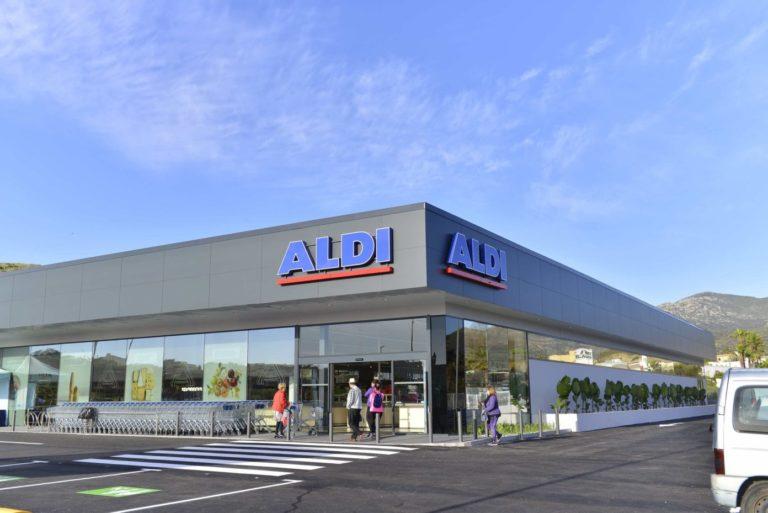 Aldi construirá un almacén en Sagunto de más de 30.000 m2