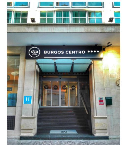 OCA Hotels vende su hotel de Burgos a Stoneshield