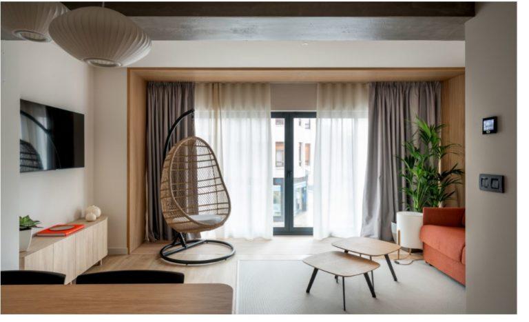 Líbere comienza a operar un proyecto de apartamentos turísticos en Bilbao