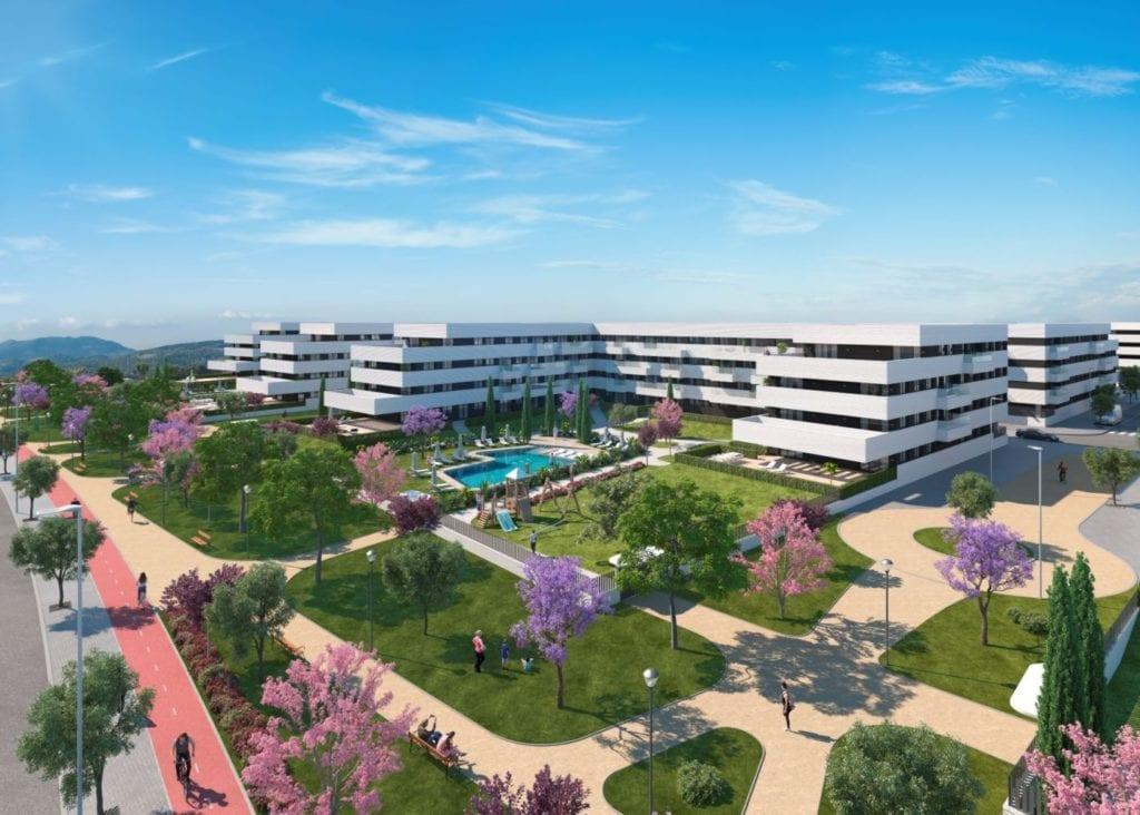 La inversión en residencial en alquiler alcanza los 1.000 millones en el primer semestre