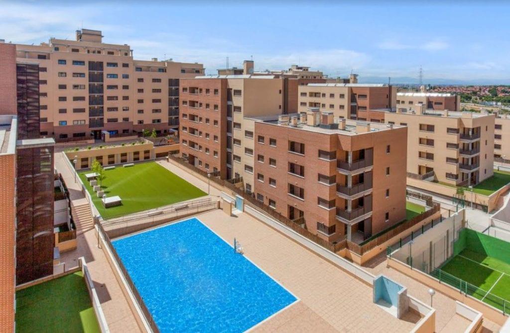viviendas build to rent alquiler El Canaveral fuente Lazora