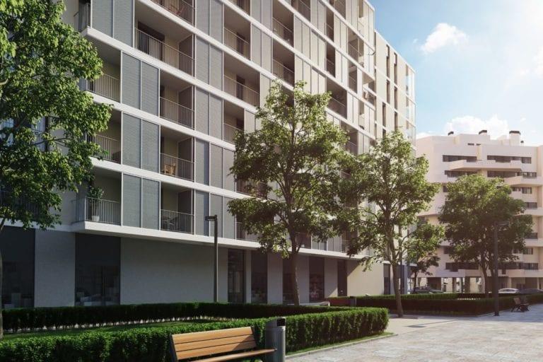 AQ Acentor empieza a construir su proyecto de regeneración del barrio industrial de la Marina