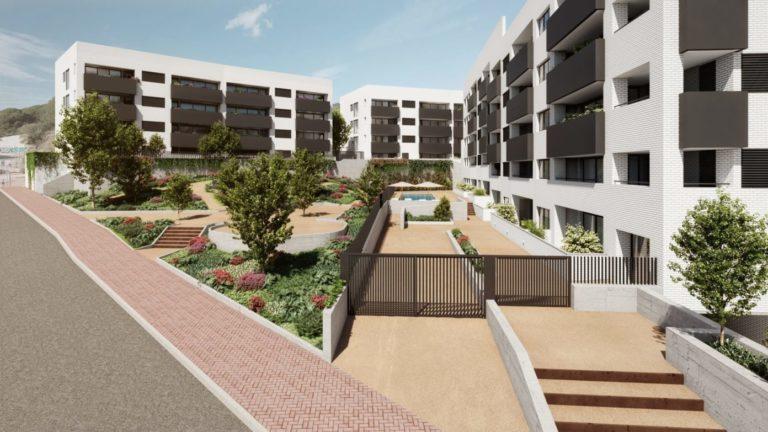 Metrovacesa obtiene licencia de obra para empezar a construir 67 viviendas en Barcelona