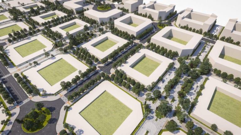 El Ayuntamiento de Madrid da luz verde al proyecto de urbanización de Los Berrocales