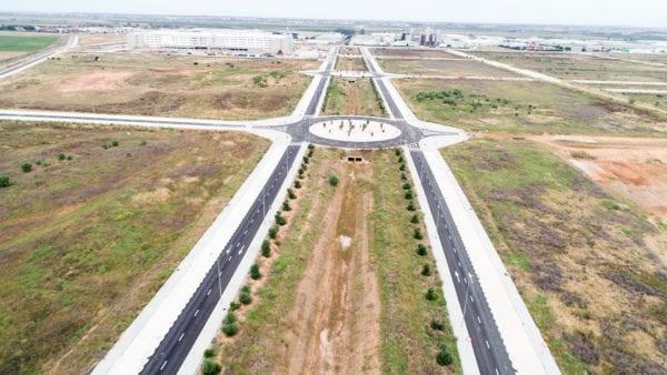 Grupo Puma compra una parcela de 30.000 m2 en el parque empresarial Megapark Dos Hermanas