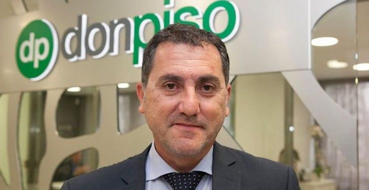 """Emiliano Bermúdez (donpiso): """"Si no hay fondos para el sector inmobiliario, entrará en crisis"""""""