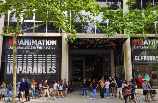 FX Animation traslada su sede a un espacio de 5.770 m2 en el 22@ de Barcelona
