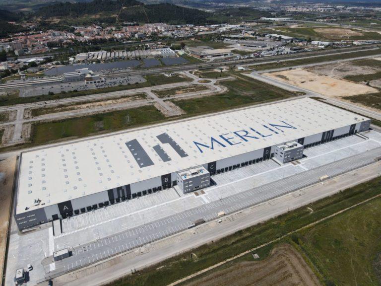 Merlin Properties inaugura en Lisboa un macroparque logístico de 45.000 m2 alquilables