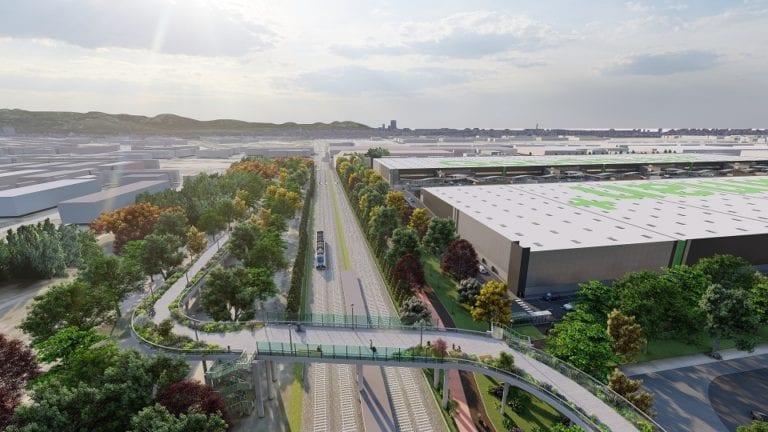 Goodman desarrolla el primer parque logístico Breeam de España en Getafe
