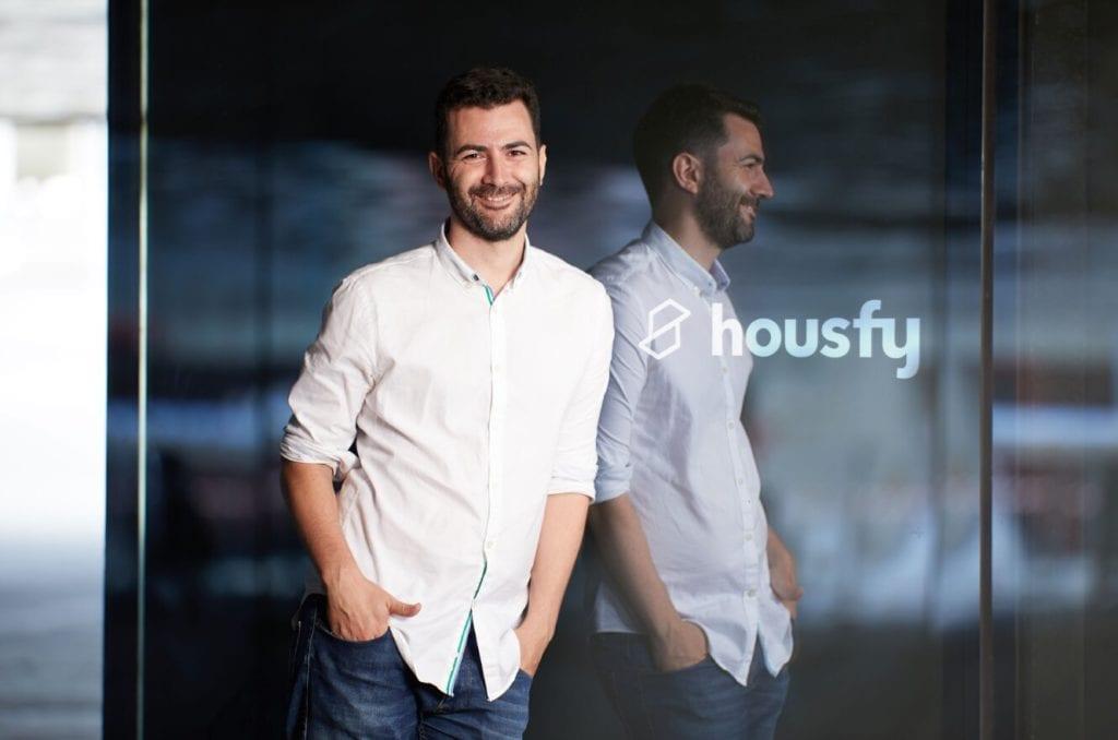 Housfy alianza Santander