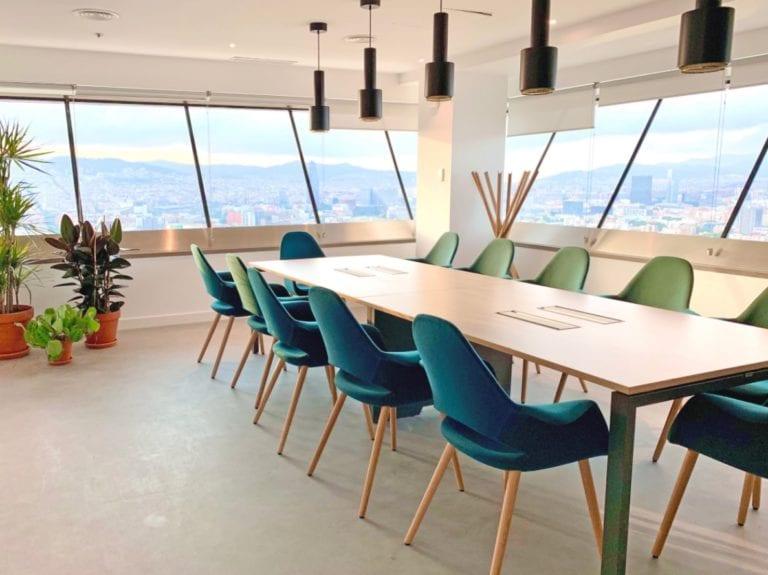 IWG amplía su centro de oficinas flexibles en la Gran Vía de Barcelona