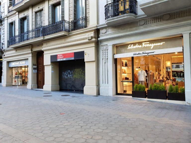 IRO alquila un local en el Paseo de Gracia para su primera tienda en Barcelona