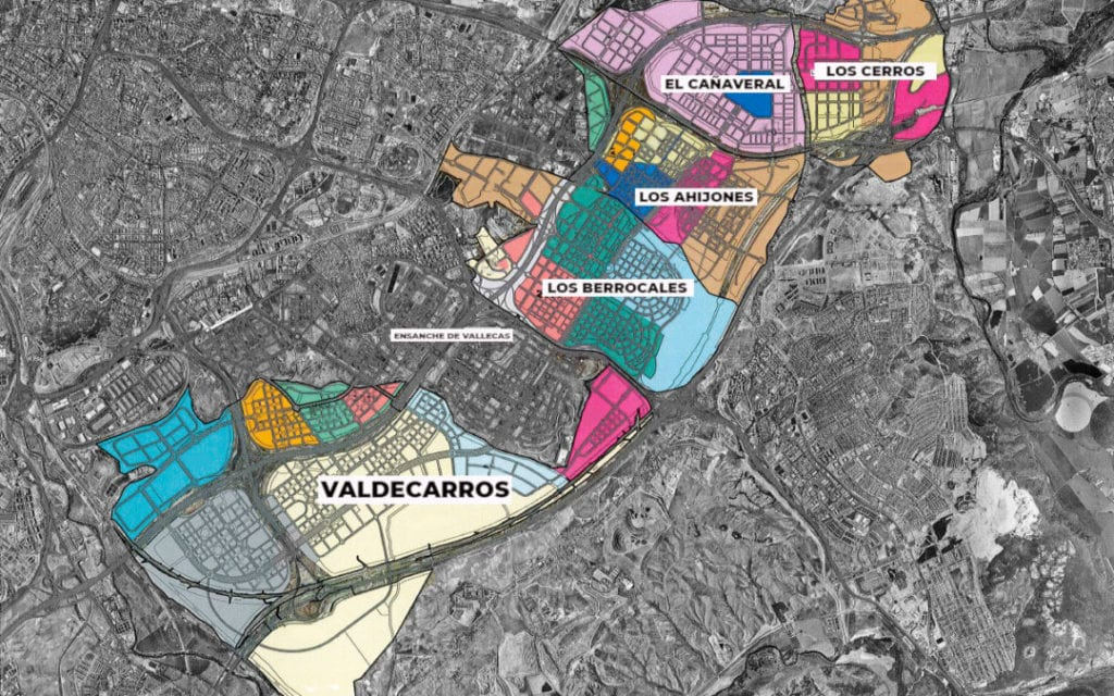 La Llave de Oro compra un suelo de 225.000 m2 para levantar 600 viviendas en Madrid