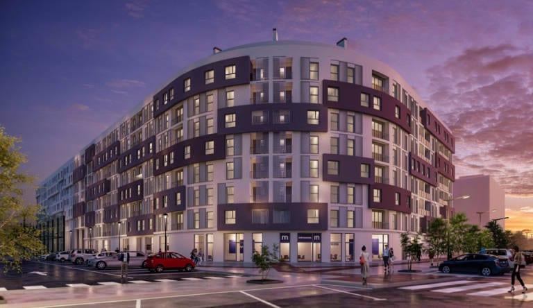 Ikea decorará las casas del residencial Q de Metrovacesa en Valencia