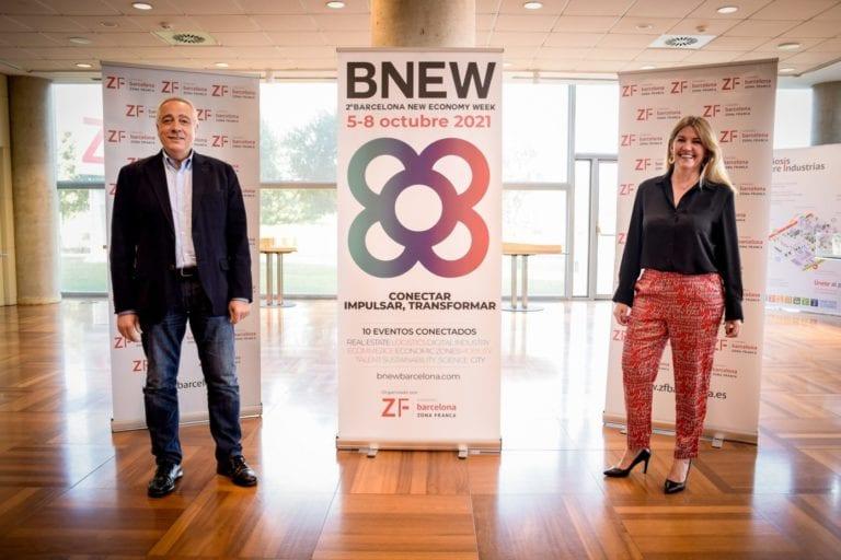 La Zona Franca de Barcelona refuerza su apuesta por la nueva economía con la ampliación de BNEW
