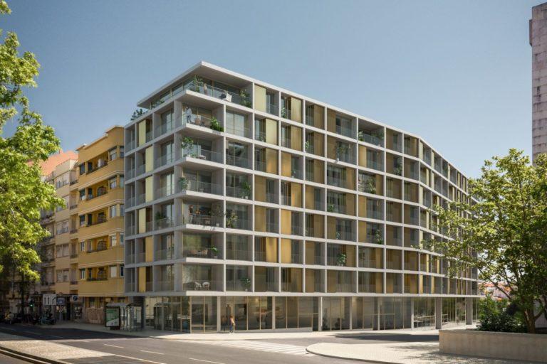 Kronos lanza un proyecto de 65 viviendas en Lisboa, con una inversión de 40 millones