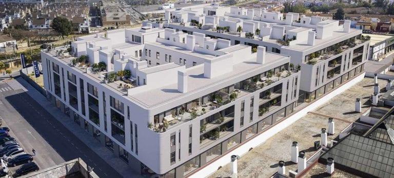 Aedas Homes comienza la obra de 200 viviendas en Dos Hermanas