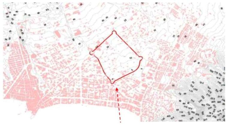 """Turismo avala que """"Ensanche Levante"""" de Benidorm, con 2.000 viviendas, se ajusta a la legislación"""