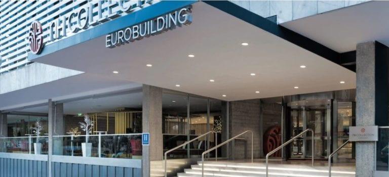 NH pone a la venta el hotel Eurobuilding por 200 millones