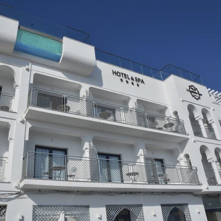 El Hotel & Spa La Residencia Puerto de Tarifa, un complejo comprometido con el medio ambiente