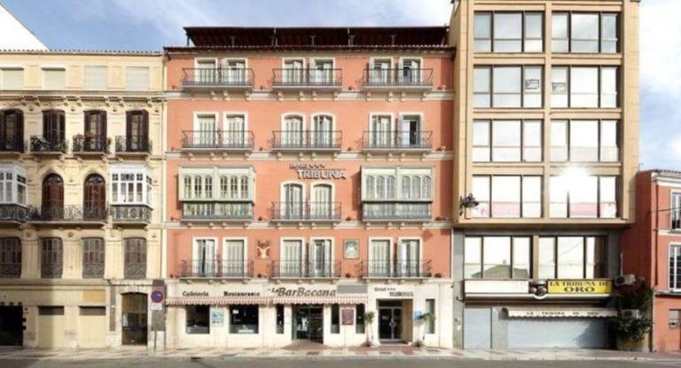 Sercotel gestionará el Hotel Tribuna de Málaga