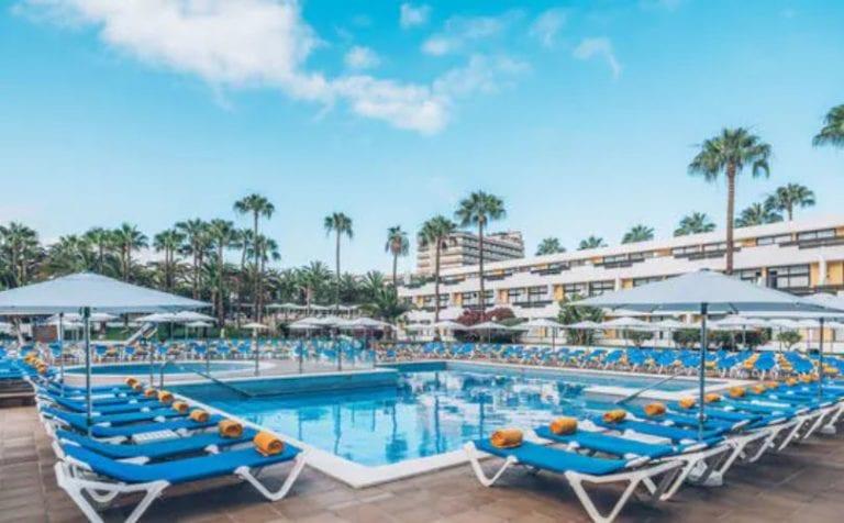 Iberostar pone a la venta un hotel en Tenerife