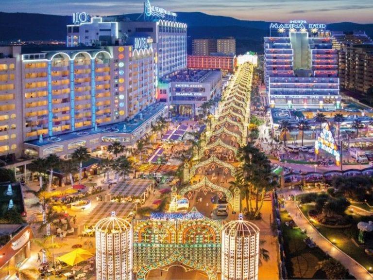 Marina d' Or anuncia su relanzamiento tras finalizar la reforma de todo el complejo