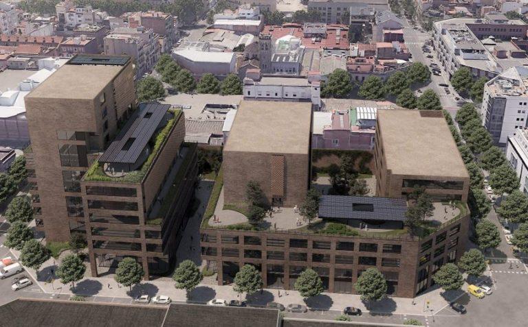Freo proyecta un complejo de oficinas prime en el 22@