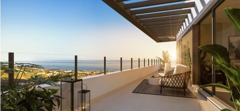Kronos Homes pone a la venta la segunda fase de su proyecto Bali en Málaga