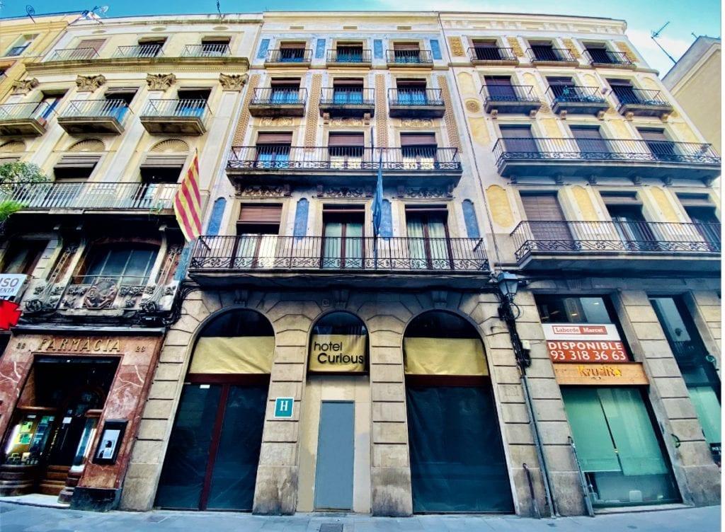 Alegria Hotels Barcelona