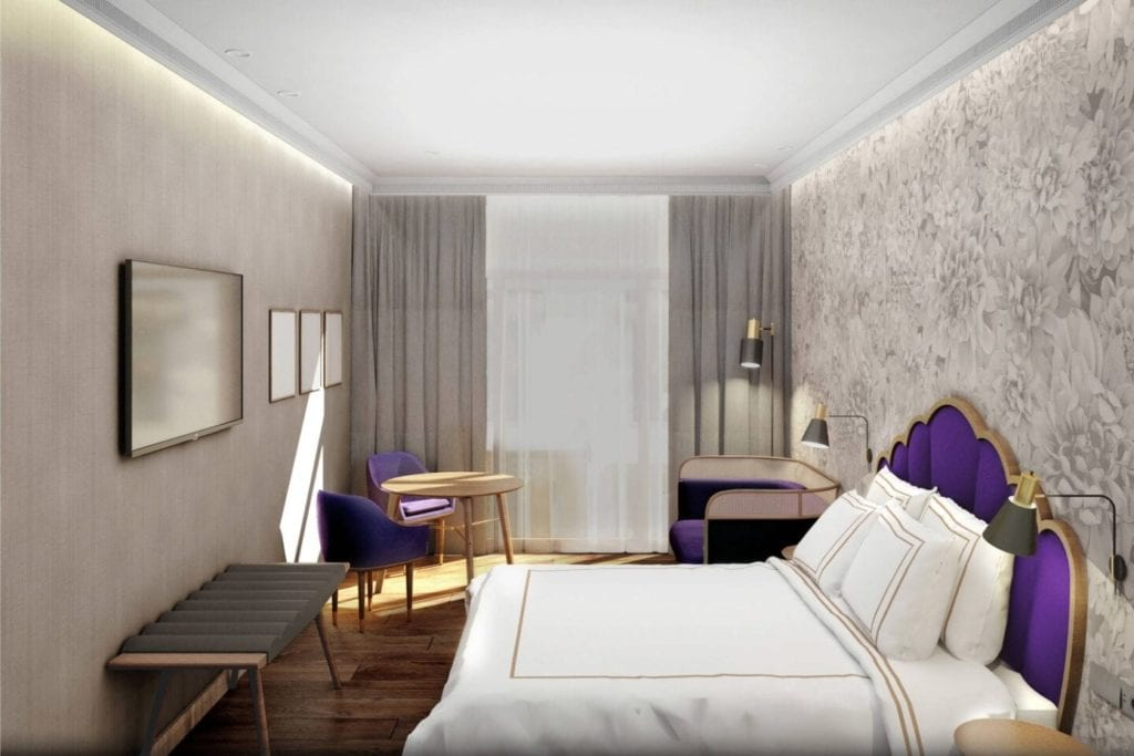 Fotos suite hotel la querencia de sevilla marriott autograph 1