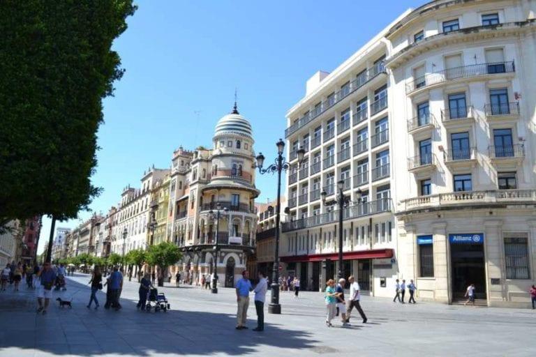 Archer negocia en exclusiva la compra del hotel de Drago en Sevilla