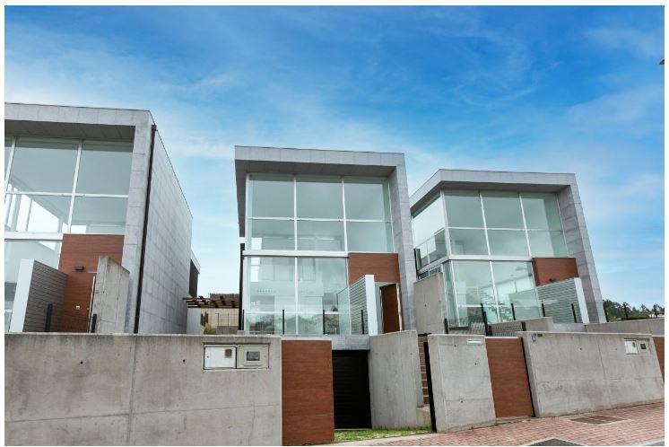 Almar finaliza 132 viviendas en Galicia