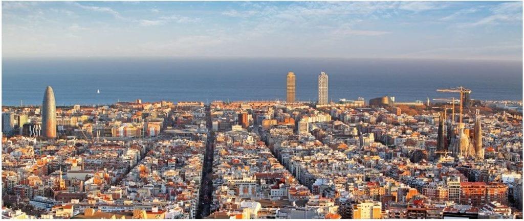 Neinor Cevasa vivienda social Barcelona