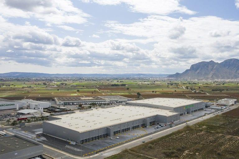 Mercadona invierte 98 millones en su centro logístico de Alicante