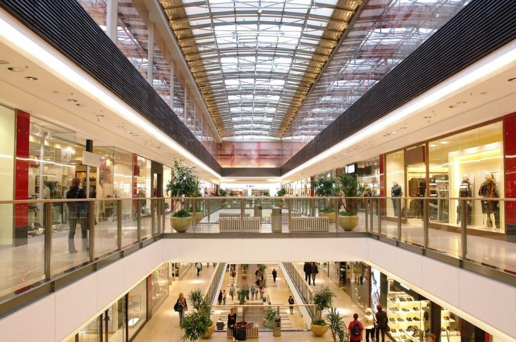 afluencia centros comerciales mayo 2021