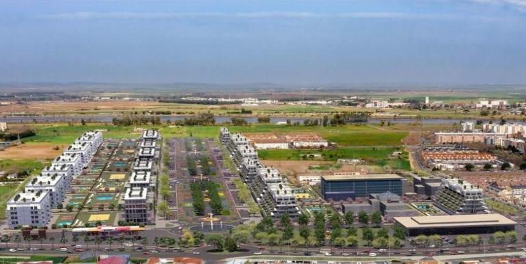 Banco Santander y sus socios Inversil y Gridilla logran luz verde para su proyecto residencial en Badajoz