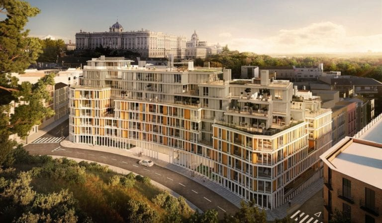 Princeton redobla su apuesta por Madrid con dos proyectos residenciales de lujo