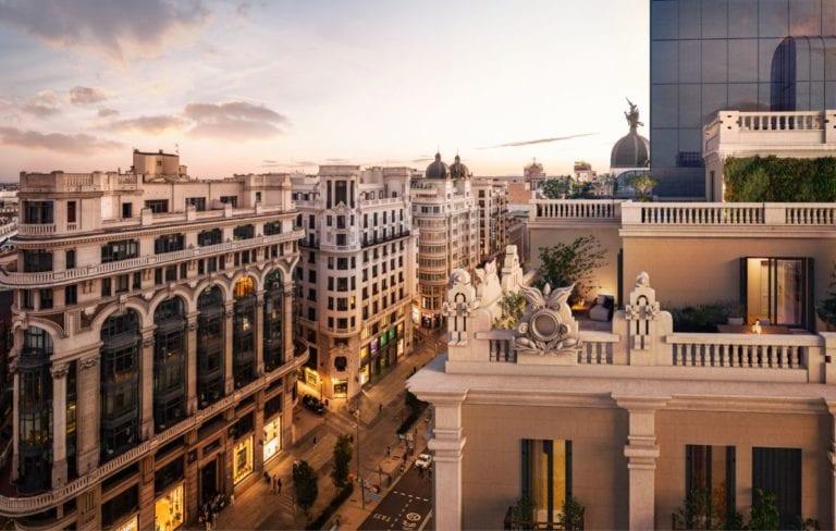Thor se lanza al residencial de lujo en el corazón de Madrid
