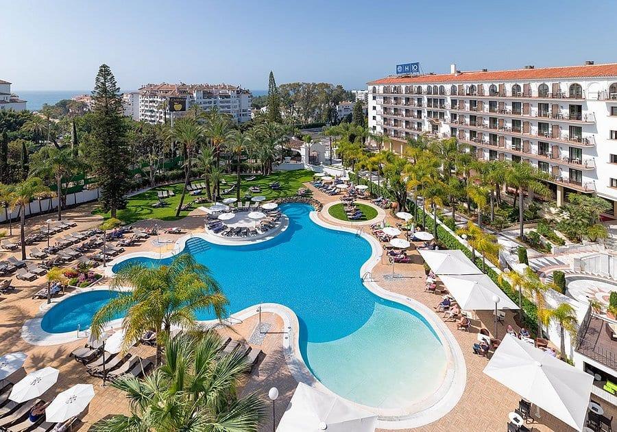 hotel h10 andalucia plaza Marbella fuente Bain capital y stonweg