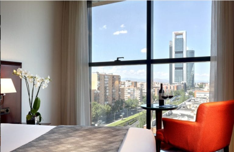 Millenium vende su hotel Via Castellana al family office Ibervalles
