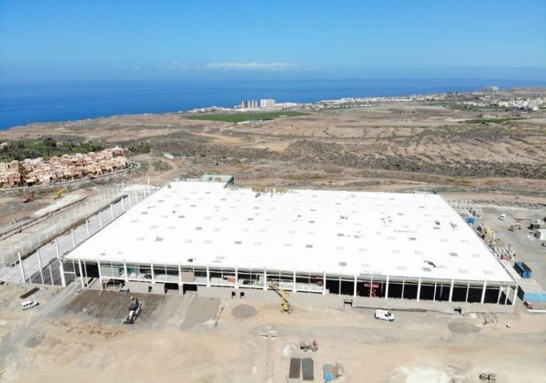 Leroy Merlin invierte 187 millones en el nuevo parque comercial de Adeje